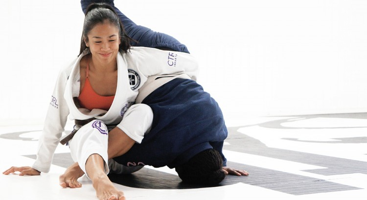 Ls women who know martial arts