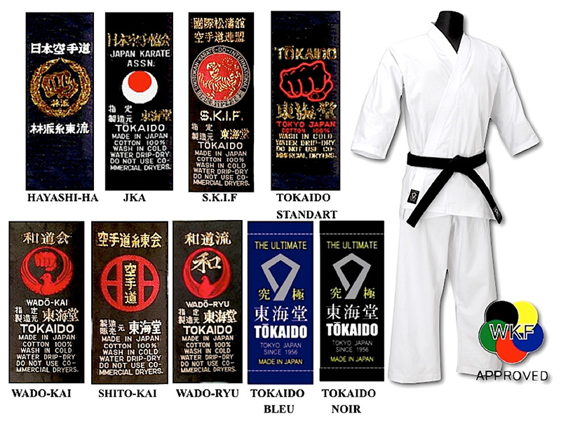 The Most Recognizable Karate Uniform Brands - Martial Arts Guy