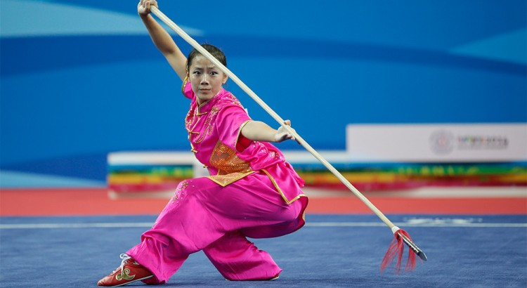 Wushu Is Again Bidding for Inclusion in the 2020 and 2024 ...